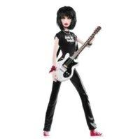 Barbie Joan Jett - Chiara Ferragni, ecco la Barbie con le sue fattezze!