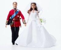 Matrimonio William e Kate - Londra - 20-12-2011 - Chiara Ferragni, ecco la Barbie con le sue fattezze!