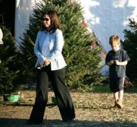 Robyn Moore - Los Angeles - 27-12-2011 - Divorzio record: un assegno da 425 milioni di dollari per l'ex moglie di Mel Gibson