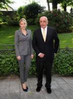 Adriano Galliani, Barbara Berlusconi - Milano - 20-04-2011 - Barbara Berlusconi diventerà mamma tris
