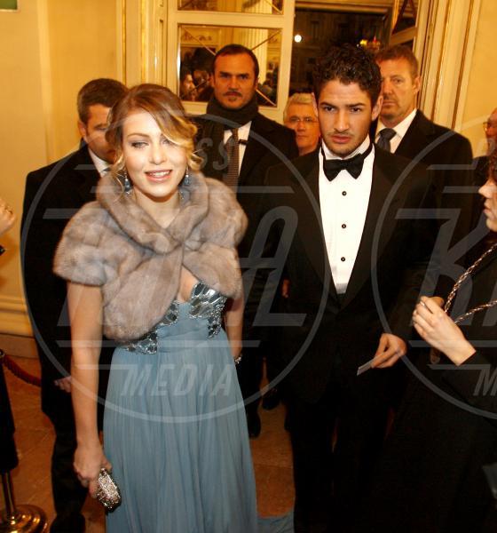 Alexandre Pato, Barbara Berlusconi - Milano - 07-12-2011 - I colpi di testa di Barbara Berlusconi