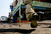 Train Jumper - Tapachula - 13-11-2006 - Il viaggio disperato dei Train Jumper