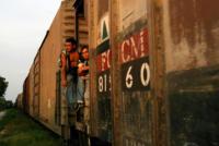 Train Jumper - Tenosique - 13-11-2006 - Il viaggio disperato dei Train Jumper