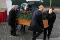 Arrivo salma - 30-12-2011 - Cerimonia privata per l'ultimo saluto a Francesco Panariello