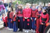 Folla - 30-12-2011 - Cerimonia privata per l'ultimo saluto a Francesco Panariello