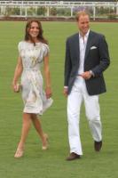 Principe William, Kate Middleton - 10-07-2011 - William e Kate innamorati di un cocker spaniel