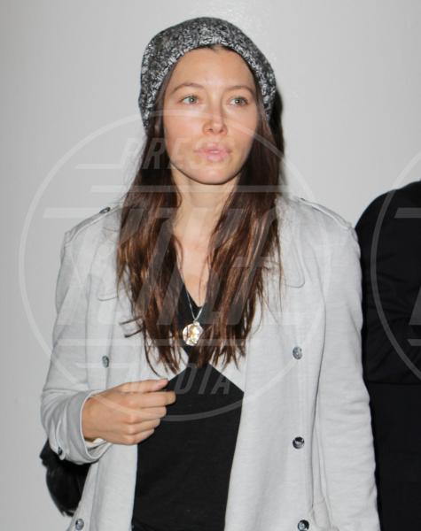 Jessica Biel - LA - 11-10-2011 - Il Make-up, il migliore amico delle star