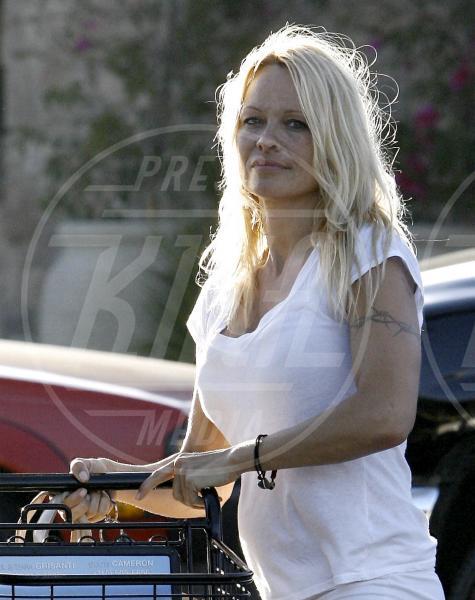 Pamela Anderson - Malibu - 17-03-2009 - Il Make-up, il migliore amico delle star