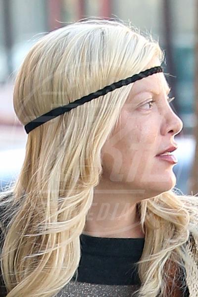 Tori Spelling - Los Angeles - 23-12-2011 - Il Make-up, il migliore amico delle star