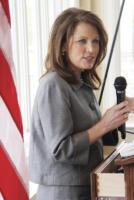 Michele Bachmann - 27-05-2011 - Miley Cyrus si dà alla satira politica con We Did Stop