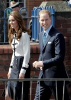 Principe William, Kate Middleton - Birmingham - 19-08-2011 - Royal baby: è nato il futuro Re, sta bene e pesa quasi 4 chili