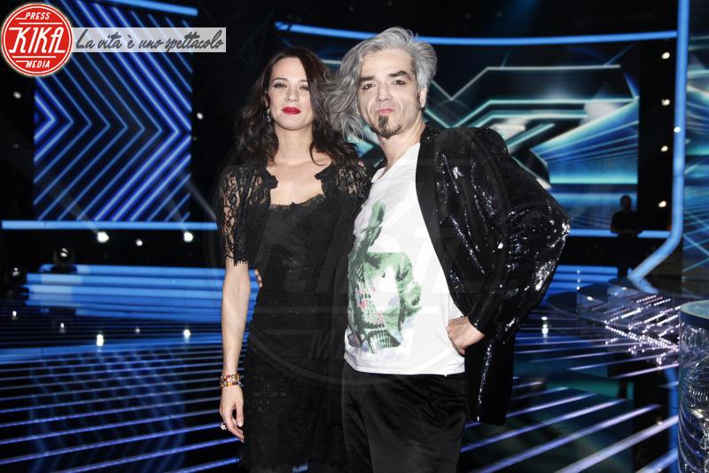 Morgan, Asia Argento - Milano - 06-01-2012 - X Factor 12, ecco la squadra: il giudice più imprevedibile? Lei