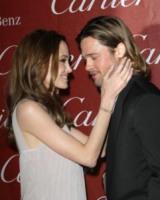 Angelina Jolie, Brad Pitt - Palm Springs - 08-01-2012 - Brad Pitt e Angelina Jolie pensano sempre più al matrimonio