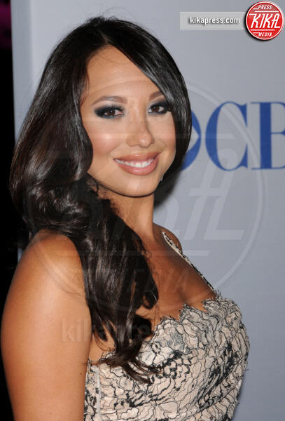 Cheryl Burke - Los Angeles - 11-01-2012 - People's Choice Awards 2012: gli arrivi sul red carpet