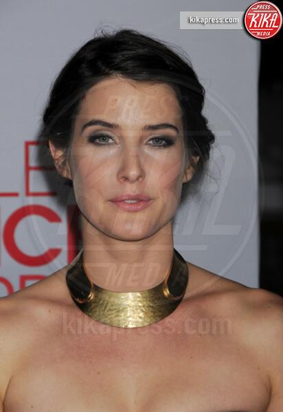 Cobie Smulders - Los Angeles - 11-01-2012 - People's Choice Awards 2012: gli arrivi sul red carpet