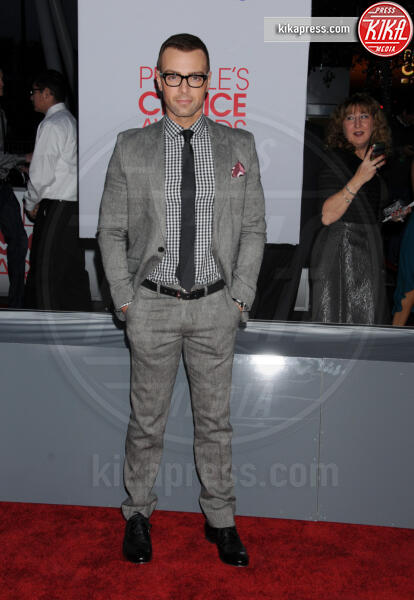 Joey Lawrence - Los Angeles - 11-01-2012 - People's Choice Awards 2012: gli arrivi sul red carpet