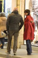 Ambra Angiolini - 12-01-2012 - Sarà un inverno caldo… con un cappotto rosso!