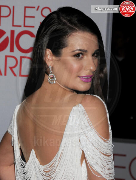 Lea Michele - Los Angeles - 11-01-2012 - People's Choice Awards 2012: gli arrivi sul red carpet