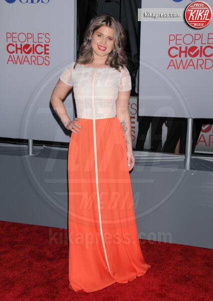 Kelly Osbourne - Los Angeles - 11-01-2012 - People's Choice Awards 2012: gli arrivi sul red carpet
