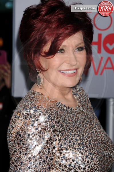 Sharon Osbourne - Los Angeles - 11-01-2012 - People's Choice Awards 2012: gli arrivi sul red carpet