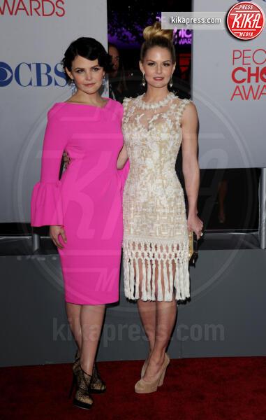Ginnifer Goodwin, Jennifer Morrison - Los Angeles - 11-01-2012 - People's Choice Awards 2012: gli arrivi sul red carpet