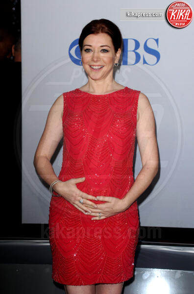 Alyson Hannigan - Los Angeles - 11-01-2012 - People's Choice Awards 2012: gli arrivi sul red carpet