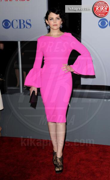 Ginnifer Goodwin - Los Angeles - 11-01-2012 - People's Choice Awards 2012: gli arrivi sul red carpet