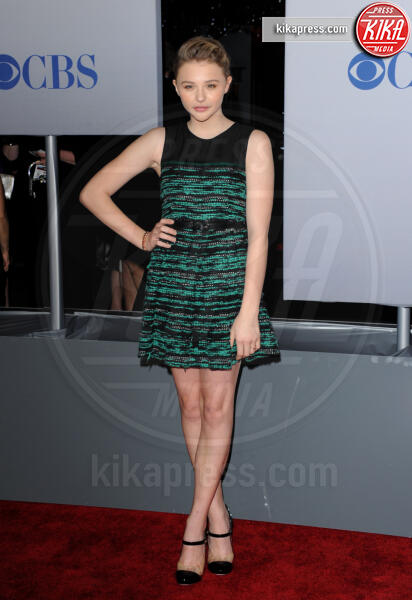Chloe Grace Moretz - Los Angeles - 11-01-2012 - People's Choice Awards 2012: gli arrivi sul red carpet