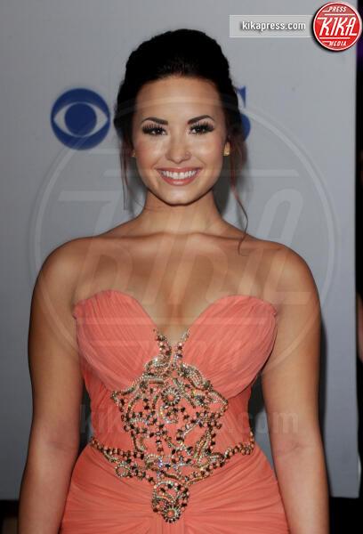 Demi Lovato - Los Angeles - 11-01-2012 - People's Choice Awards 2012: gli arrivi sul red carpet