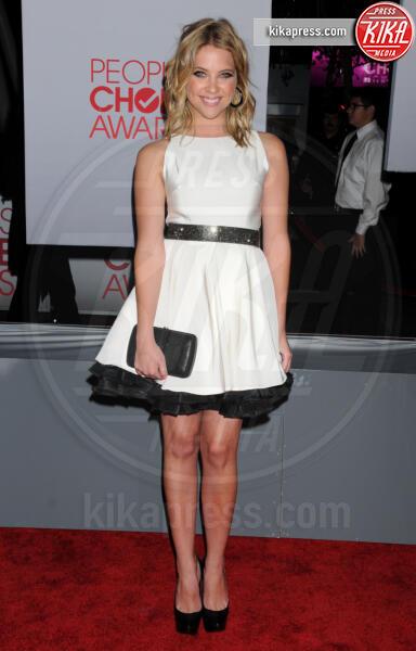 Ashley Benson - Los Angeles - 11-01-2012 - People's Choice Awards 2012: gli arrivi sul red carpet