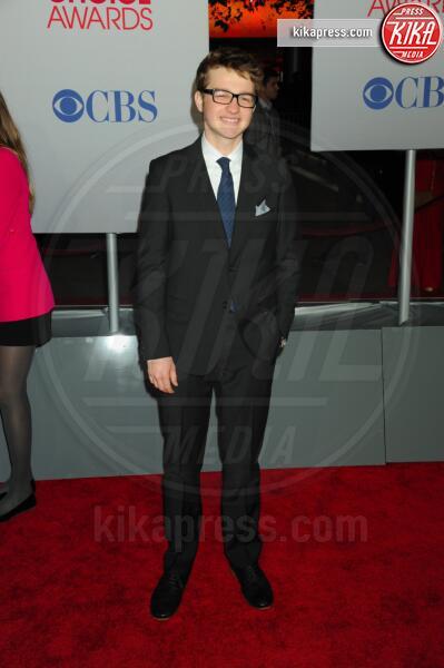 Angus T. Jones - Los Angeles - 11-01-2012 - People's Choice Awards 2012: gli arrivi sul red carpet