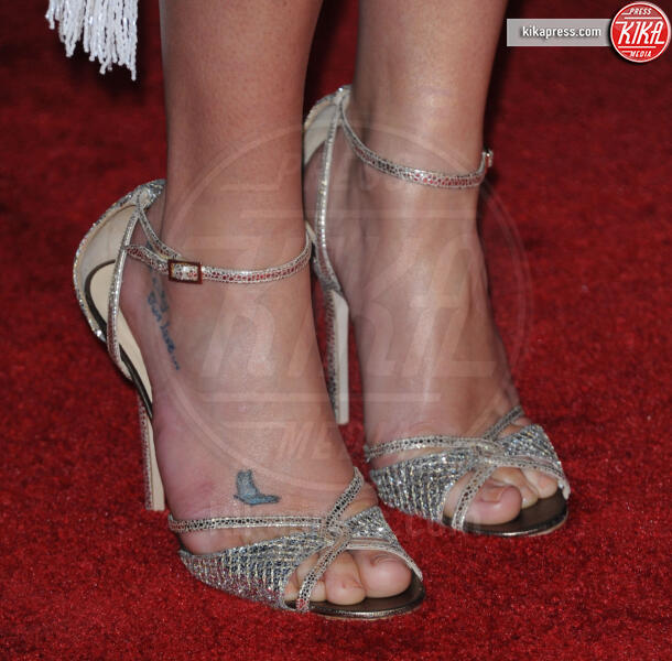 Lea Michele - Los Angeles - 12-01-2012 - People's Choice Awards 2012: gli arrivi sul red carpet