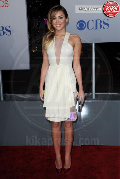 Miley Cyrus - Los Angeles - 12-01-2012 - People's Choice Awards 2012: gli arrivi sul red carpet