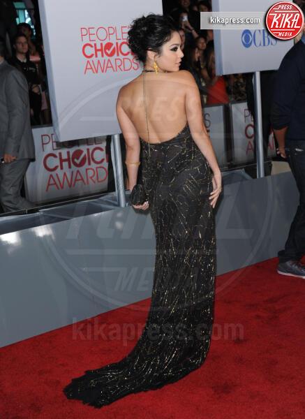 Vanessa Hudgens - Los Angeles - 12-01-2012 - People's Choice Awards 2012: gli arrivi sul red carpet