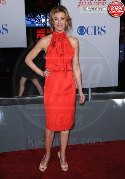 Faith Hill - Los Angeles - 12-01-2012 - People's Choice Awards 2012: gli arrivi sul red carpet