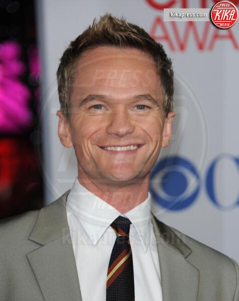 Neil Patrick Harris - Los Angeles - 12-01-2012 - People's Choice Awards 2012: gli arrivi sul red carpet