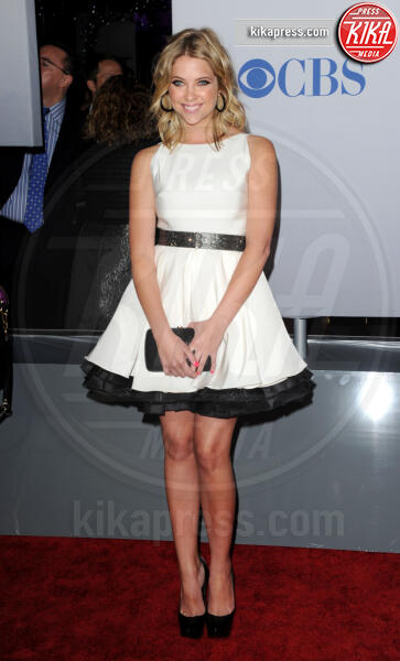 Ashley Benson - Los Angeles - 12-01-2012 - People's Choice Awards 2012: gli arrivi sul red carpet