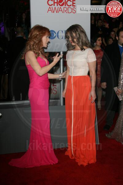 Los Angeles - 12-01-2012 - People's Choice Awards 2012: gli arrivi sul red carpet