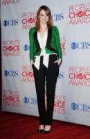 Emma Stone - Los Angeles - 11-01-2012 - Emma Stone ha già vinto l'Oscar dell'eleganza!