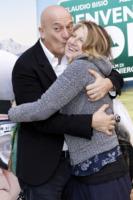 Angela Finocchiaro, Claudio Bisio - Roma - 13-01-2012 - Coppie famose: innamorati sul set. E nella vita?