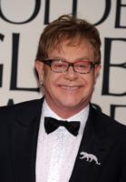 Elton John - Los Angeles - 15-01-2012 - Le star che non sapevate avessero il parrucchino, o simili