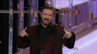 Ricky Gervais - Los Angeles - 15-01-2012 - Ricky Gervais non vuole un quarto impegno ai Golden Globe