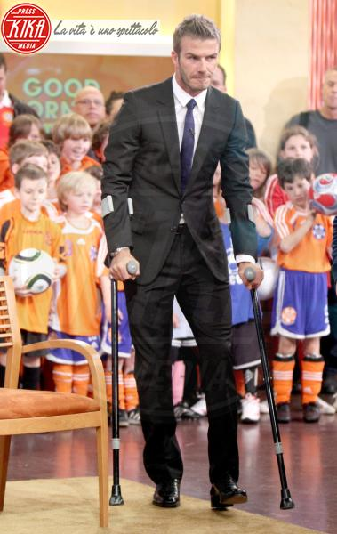 David Beckham - New York - 27-04-2010 - A far le celebrities ci si rimette la salute
