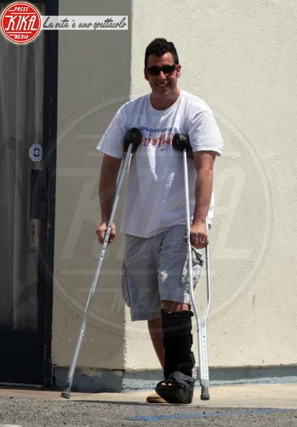 Adam Sandler - Venice - 28-04-2008 - A far le celebrities ci si rimette la salute