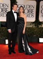Livia Giuggioli, Colin Firth - Los Angeles - 15-01-2012 - Giornata dell'ambiente: le star a tutela del pianeta