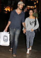 Eduardo Cruz, Eva Longoria - Los Angeles - 19-01-2012 - Eva Longoria ed Eduardo Cruz si sono lasciati