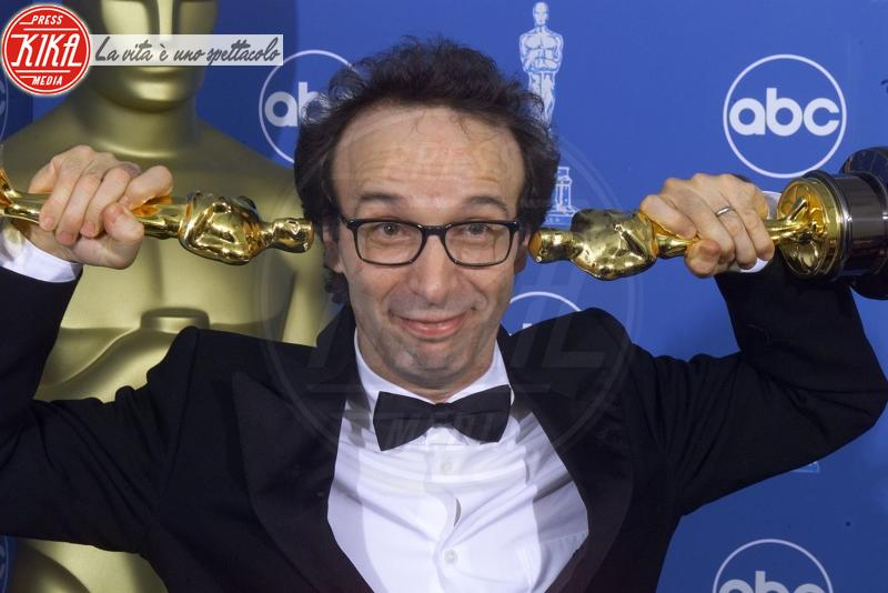 Roberto Benigni - Los Angeles - 19-01-2012 - Da Fellini a Morricone, quando il cinema italiano è da Oscar