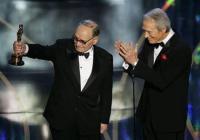 Ennio Morricone - Los Angeles - 26-02-2007 - Da Fellini a Morricone, quando il cinema italiano è da Oscar