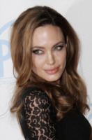 Angelina Jolie - Los Angeles - 21-01-2012 - Angelina Jolie non parla a Stacy Keibler