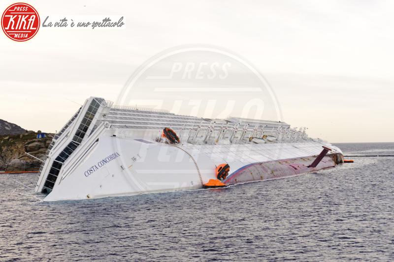 Costa Concordia - 23-01-2011 - Costa Concordia, cinque anni fa la tragedia all'Isola del Giglio